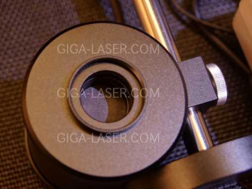 レーザーパワーメーター(出力測定器)2