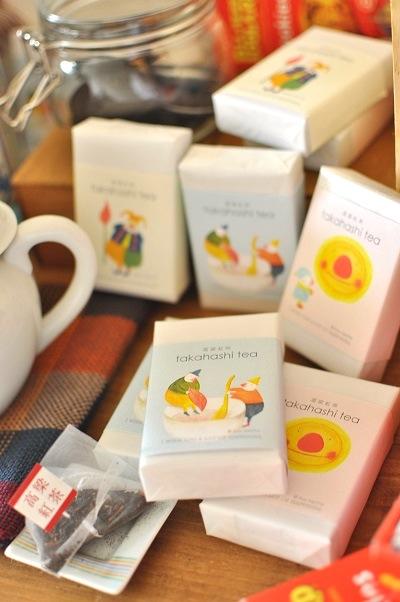 閑戸さん紅茶