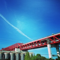 大阪港港大橋