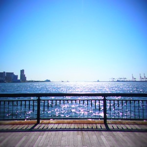 大阪港お散歩(中央突堤)