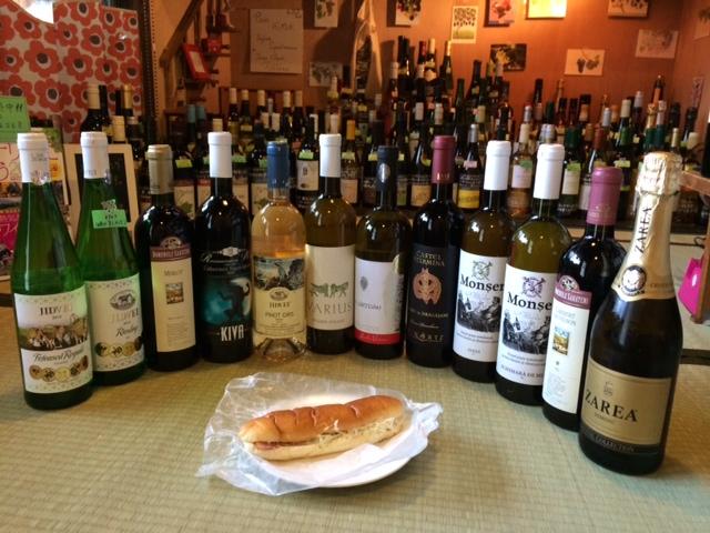 2014 09 02 ルーマニアワイン