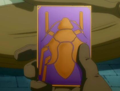 黄金盗蟲カード?