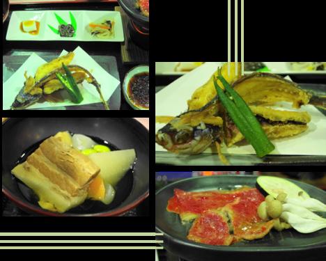夕食1日目30