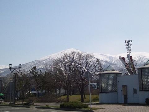 羊蹄山(2014.04.20)
