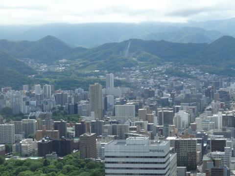 JRタワー展望台から02(2014.06.21)