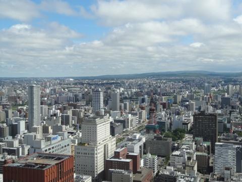 JRタワー展望台から03(2014.06.21)