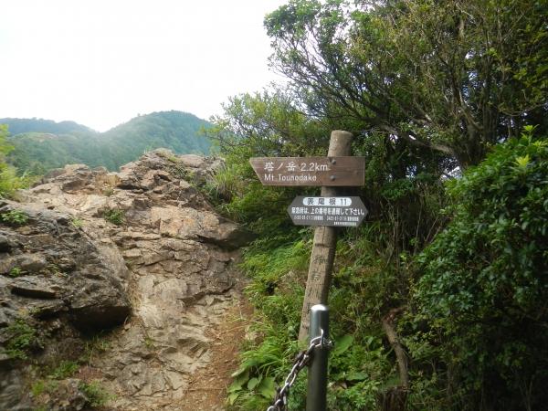 塔ノ岳 052