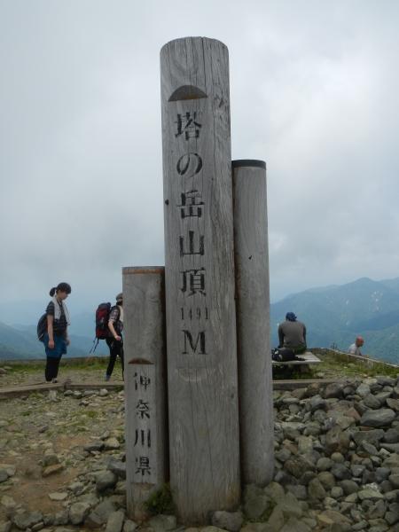 塔ノ岳 081