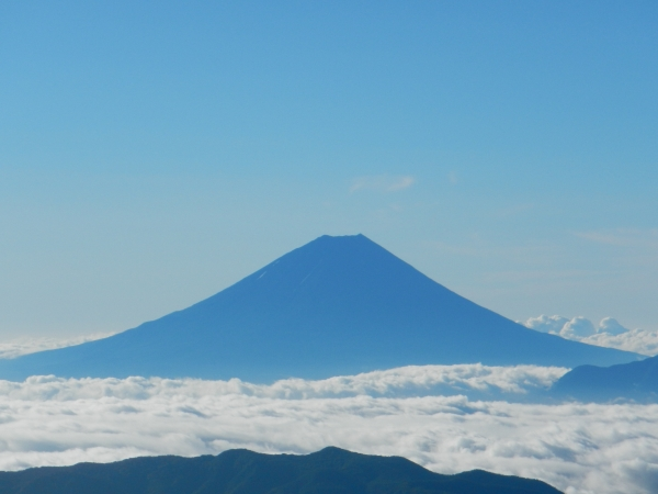 北岳・間ノ岳 159