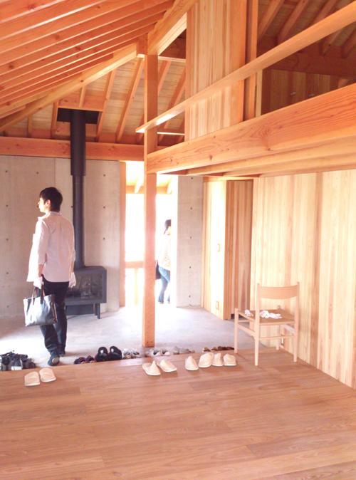 鵜沼の家オープンハウス