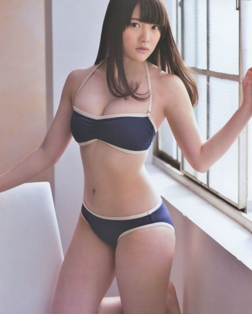 SKE48木本花音も巨乳化