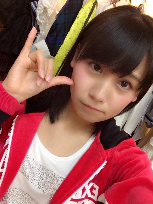AKB48こじまここと小嶋真子ちゃんって可愛いな