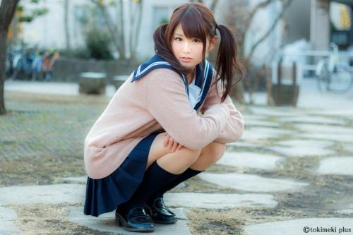 【画像】女子アナ志望の早大生・垣内麻里亜さん、表参道の美容室でカリスマ美容師にカットしてもらう