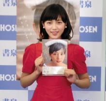 【芸能】19歳の川口春奈、オトナの赤ドレス