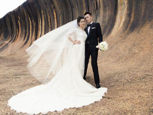 【芸能】ビビアン・スー、結婚写真公開 7月に台北で披露宴