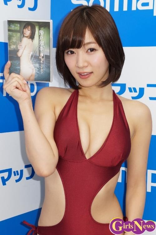 【芸能】グラビアアイドル階戸瑠李 芸人のツイッター使った「ナンパ手口」明かす