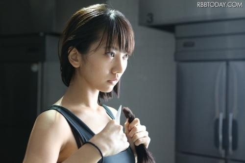 【AKB48】高城亜樹、自慢のロングヘアーをバッサリ!ドラマ初主演が決定