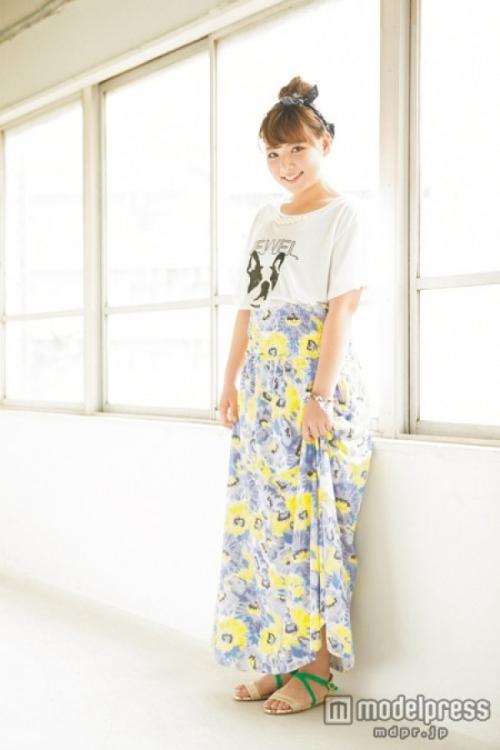 """元AKB48野呂佳代、""""ぽちゃ子""""向け雑誌『la farfa』でモデルデビュー「自分の居場所を見つけた」"""