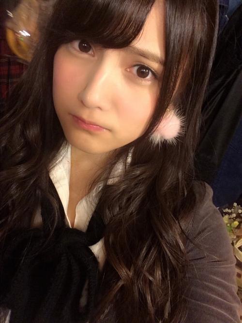 【AKB48】入山杏奈(18) 総選挙の中間発表で77位 目標の16位に及ばず「涙が止まらない」