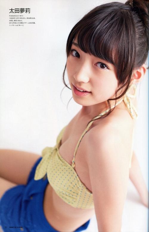 新曲「イビサガール」初選抜のNMB48 太田夢莉に注目しよう