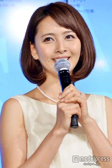 【芸能】加藤夏希、結婚後初の公の場でおのろけ 指輪もキラリ