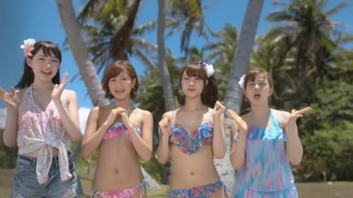 【NMB48】「エロすぎ」「可愛過ぎて死亡」 夏曲イビサガールのセクシー水着MVに絶賛の嵐 14歳も水着姿に