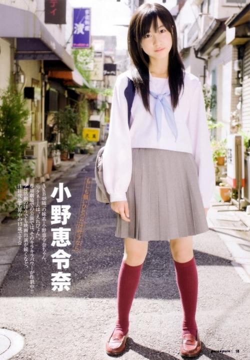 元AKB48の小野恵令奈(20)が芸能界から引退することを発表