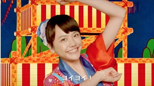 【芸能】松井愛莉がロッテの夏菓子で大活躍! 公式Youtubeサイトで「コアラの夏祭り音頭」を披露
