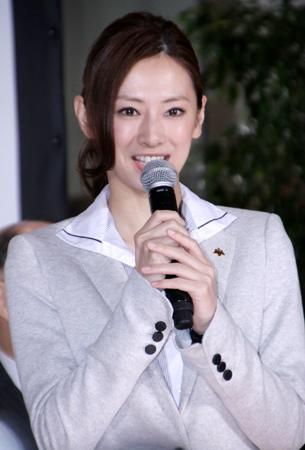 北川景子 「HERO」のヒロイン役に「世界で一番幸せ」