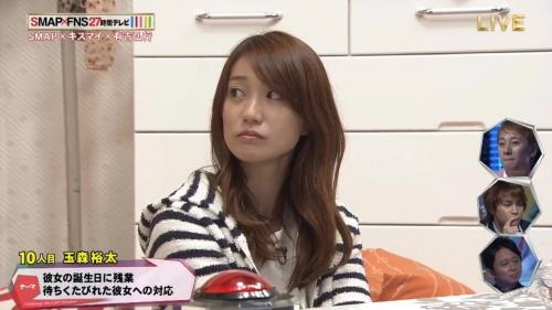 大島優子(25) SMAPに慣れ慣れしい態度 キスマイを「くん」付けで呼ぶ ジャニオタから批判を浴びる