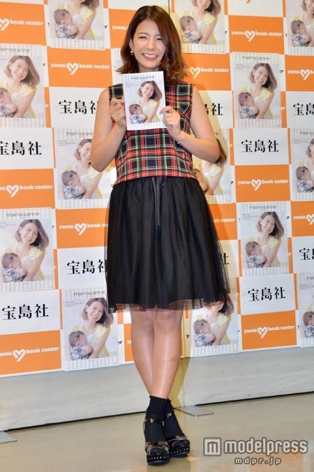 スザンヌ「多少不満は…」 夫・斉藤和巳の育児ぶりに本音吐露
