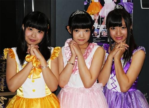 美少女すぎる美少女アイドル3人グループが東京に来襲! どの子と付き合いたい?