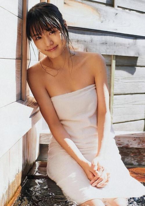 有村架純とかいう可愛いのに濡れ場だらけの女優
