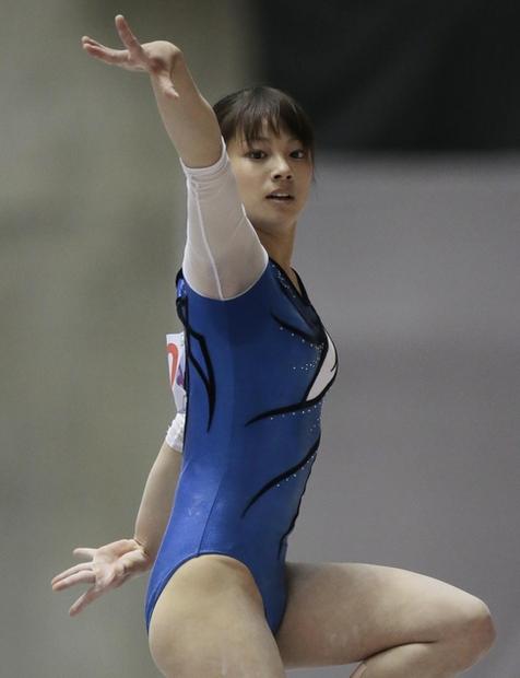 田中理恵の後継者? 体操界の新ヒロイン・永井美津穂がアジア大会への意気込み語る