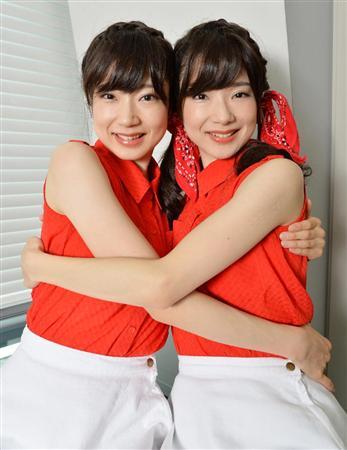 今春会社を辞めた元OL双子ユニット MIKA☆RIKA、「下っ端」社会人への応援歌が話題に