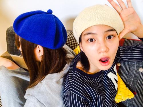 能年玲奈、6年ぶりに妹と「ゆっくり」
