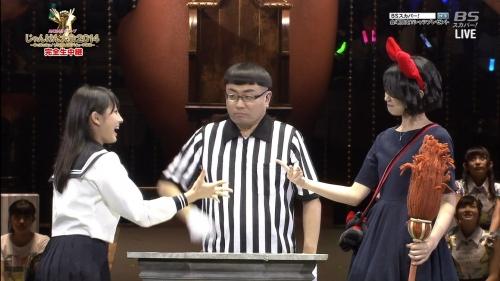AKBじゃんけん大会 不正が発覚 前田亜美が反則負け
