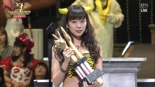 AKBじゃんけん大会 みるきー渡辺美優紀(20)が優勝 ソロデビューを勝ち取る