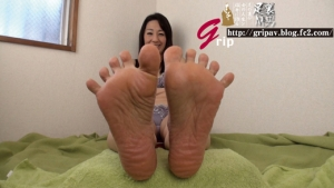 熟女の足裏部屋/朝宮涼子