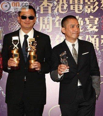 ウォン・カーウァイ&トニーさん