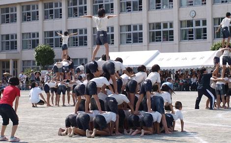 東小運動会3