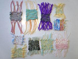 裂き織り完成品0825