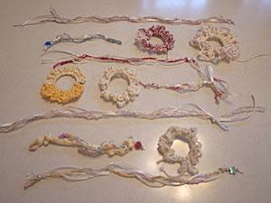 編み物完成品0619