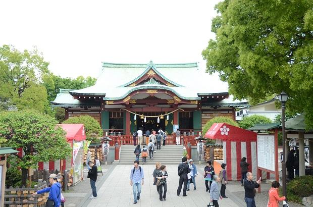亀戸天神社 20140429 (10)