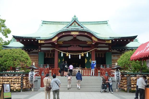 亀戸天神社 20140429 (11)