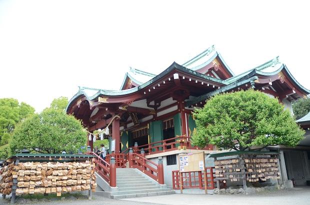 亀戸天神社 20140429 (13)