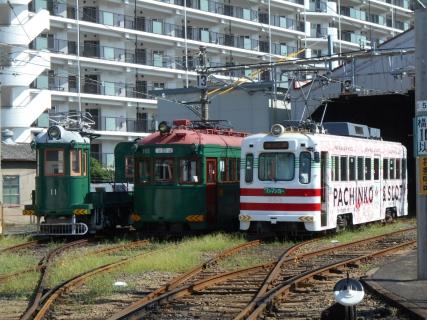阪堺電軌の貸切列車に乗ってみるその2