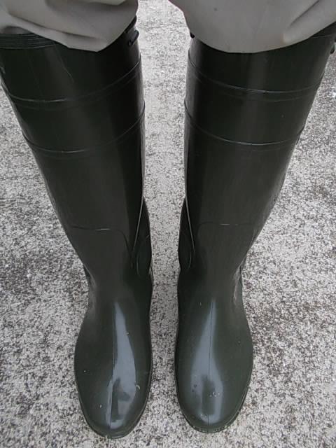 Boot Achilles Work Master 20140418