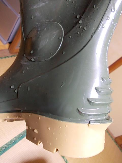 Boot Achilles Work Master 20140419-2