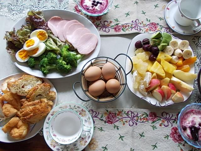 Breakfast 20140624